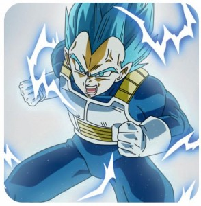 Dragon Ball Vegeta podkładka pod kubek